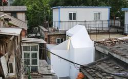 Biến ngôi nhà cấp 4 đổ nát thành căn hộ hiện đại, sang trọng với giá hơn 20 triệu đồng và 1 ngày xây dựng