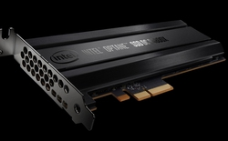 Intel ra mắt ổ SSD 375GB đầu tiên có thể sử dụng làm bộ nhớ RAM, giá 1.520 USD