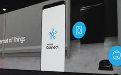 Samsung Connect trong Galaxy S8 sẽ là tính năng thông minh quản lý tất cả các thiết bị trong gia đình