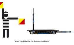 Kỹ sư Apple khuyên dựng ăng ten Wi-fi vuông góc nhưng nhiều người thử mà không thấy hiệu quả, đây là lý do tại sao