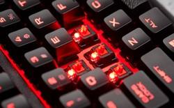 Trên tay bàn phím cơ Corsair K63: giá chỉ 2 triệu đồng, gọn nhẹ, sử dụng switch Cherry MX Red