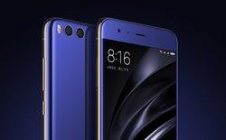 Xiaomi trình làng smartphone cao cấp Mi 6, Snapdragon 835, RAM 6GB, màn 5.15 inch, không có jack cắm tai nghe 3.5 mm, giá 8,2 triệu