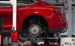Tesla thu hồi 53.000 xe vì lỗi phanh, gần 2/3 tổng số xe xuất xưởng trong năm 2016