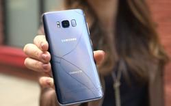 Thử độ bền Galaxy S8 khi đánh rơi: Kết quả khá ấn tượng