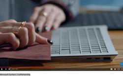 Surface Laptop có một nguyên mẫu sử dụng cổng USB Type-C nhưng không được ra mắt