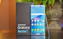 Galaxy Note 7R đã được rao bán tại Trung Quốc, giá gần 12 triệu