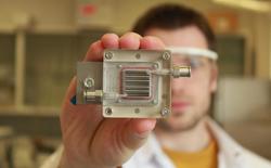 Các nhà khoa học Bỉ tìm ra cách biến không khí ô nhiễm thành năng lượng