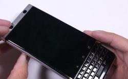 Khách hàng sử dụng BlackBerry KeyOne bị bong màn hình sẽ được sửa chữa miễn phí, BlackBerry vẫn chưa tìm ra cách khắc phục