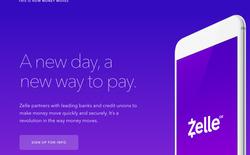 30 ngân hàng lớn nhất Mỹ cùng hỗ trợ ứng dụng gửi tiền Zelle, chuyển tiền trong tích tắc