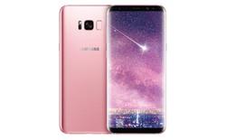 Galaxy S8+ có thêm màu hồng nữ tính