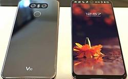 LG V30 sẽ sử dụng tấm nền OLED và không có màn hình phụ thứ 2?