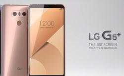 LG giới thiệu video chính thức của G6+
