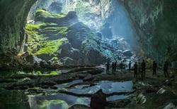 Hang Sơn Đoòng lọt vào danh sách đề cử những bức ảnh đẹp nhất tại cuộc thi nhiếp ảnh danh tiếng