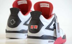 """Chiêm ngưỡng phiên bản giày Air Jordan IV """"độ"""" điện tử 4 nút"""