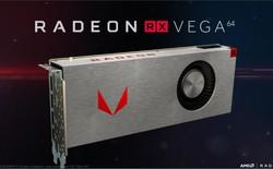 AMD chính thức ra mắt Radeon RX Vega 56 và 64, đối trọng của Nvidia ở phân khúc VGA chơi game cao cấp