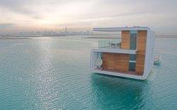 Dubai lại chơi trội, cho xây nhà ở siêu xa xỉ trị giá tới hơn 2,8 triệu USD ngay giữa biển