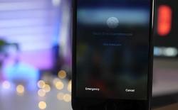 iOS 11: nhấn nút Power 5 lần là vô hiệu hóa TouchID