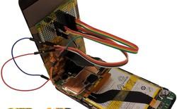 Những con chip bí mật được cài dưới màn hình cảm ứng có thể là mối đe dọa bảo mật nghiêm trọng