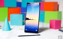 Samsung mô tả chi tiết các biện pháp đảm bảo mức độ an toàn đối với pin trên Galaxy Note8