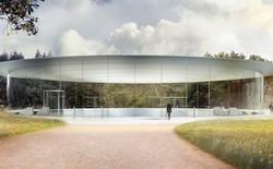 Cùng tìm hiểu kiến trúc khán phòng Steve Jobs, nơi chưa đầy 2 tuần nữa sẽ diễn ra sự kiện Apple giới thiệu iPhone 8