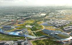 Những siêu dự án trị giá hàng chục tỷ USD sẽ thay đổi các thành phố lớn nhất thế giới trong tương lai không xa