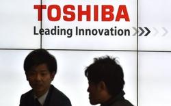 Toshiba bán mảng sản xuất chip cho Western Digital với giá 18,3 tỷ USD
