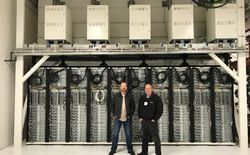 Microsoft xây dựng trung tâm dữ liệu đầu tiên trên thế giới chạy bằng khí đốt tự nhiên