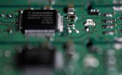 Toshiba chính thức bán mảng sản xuất chip cho quỹ đầu tư của Bain Capital và Apple, với giá trị 18 tỷ USD