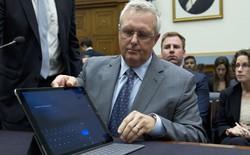 Luật sư Bruce Sewell từ chức Phó Chủ tịch cấp cao và cố vấn pháp lý tại Apple