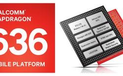 Qualcomm ra mắt bộ vi xử lý tầm trung Snapdragon 636 với hiệu năng chơi game và hiển thị cao cấp