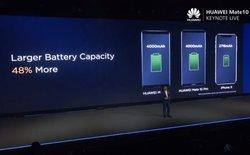 Huawei Mate 10 Series được chứng nhận công nghệ sạc nhanh SuperCharge siêu an toàn
