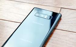 Galaxy Note 8 dính lỗi đóng băng, có thể là sự cố về phần mềm