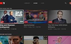 Google chịu thua, buộc phải đưa YouTube TV lên Windows