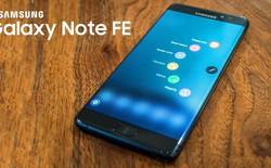 Samsung chính thức ra mắt Galaxy Note Fan Edition tại Việt Nam, giá từ 13,9 triệu đồng