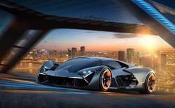 Lamborghini Terzo Millennio: Siêu xe chạy điện không sử dụng pin của tương lai