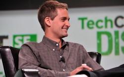 Trong lúc Snap gặp khó khăn, CEO Evan Spiegel lại bất ngờ bán cổ phiếu của công ty