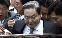 Chủ tịch Lee Kun-hee, người đứng đầu tập đoàn Samsung bị điều tra vì trốn thuế 4,2 tỷ USD