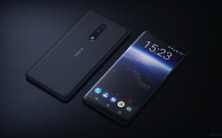 Nokia 6 (2018) lộ ảnh thiết kế với màn hình tràn cạnh tỷ lệ 18:9