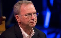 Chủ tịch điều hành Eric Schmidt của Alphabet (Google) từ chức