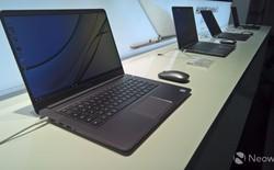 Huawei ra mắt laptop MateBook D mới với chip Intel thế hệ 8, giá từ 792 USD