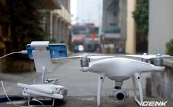 """Đánh giá Drone DJI Phantom 4 Pro: Độc cô cầu bại trong thế giới của các """"phi công"""""""
