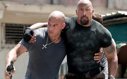 """Chế độ dinh dưỡng và luyện tập điên cuồng của """"The Rock"""" để phục vụ cho vai diễn trong phần cuối của 'Fast and Furious'"""