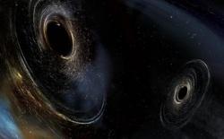 Âm thanh va chạm của hai hố đen: nhẹ nhàng và du dương đến không ngờ