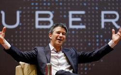 Vắng CEO, Uber được điều hành bởi 14 lãnh đạo cấp cao