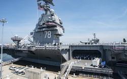 Chiến hạm hiện đại nhất của Mỹ sẽ không còn bồn tiểu đứng, giải quyết vấn đề bình đẳng giới trên tàu