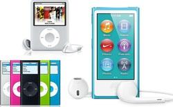 Tin buồn đối với các iFan: Apple ngừng kinh doanh iPod Nano và iPod Shuffle