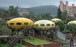 Khám phá ngôi làng UFO nổi tiếng nơi người dân sống trong những chiếc đĩa bay