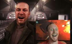 Công nghệ siêu cool ghi lại chuyển động khuôn mặt sẽ thay đổi cách chúng ta chơi game trong tương lai