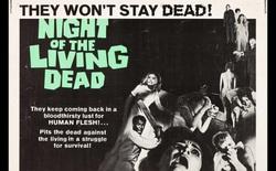 """Phim về """"xác sống - zombie"""" tràn ngập thị trường chỉ vì một lỗi nhỏ từ hồi năm 1968"""