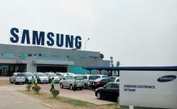 Tổng vốn đầu tư của Samsung tại Việt Nam đã lên tới 17 tỷ USD